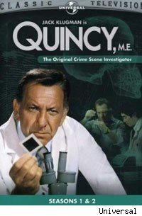 Quincy, M.E.