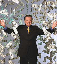 Regis Philbin, Who Wants To Be a Millionaire?