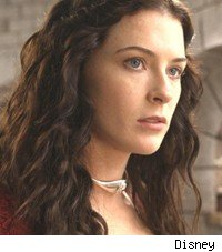 Kahlan is a confessor witch aiding the hero in Legend of the Seeker.