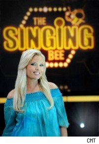 The Singing Bee host Melissa Peterman