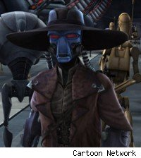 Star Wars: The Clone Wars - Rise of the Bounty Hunters