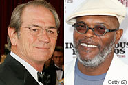 Tommy Lee Jones Samuel L Jackson The Sunset Limited