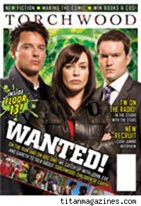 Torchwood Magazine