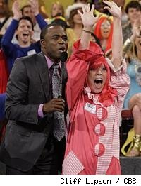 Wayne Brady on the new Let's Make a Deal