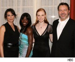 Alan Ball, Rutina Wesley, Michelle Forbes, Deborah Ann Woll