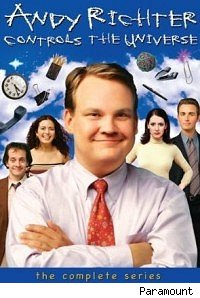 Andy Richter Controls the Universe; The Complete Series DVD