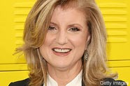 Arianna Huffington ABC