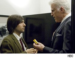 Bored to Death - Jason Schwartzman and Ted Danson
