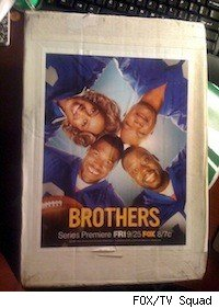 Poster for Fox's Brothers
