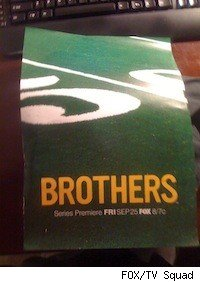 Another poster for Brothers