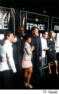 The cast and creators of Fringe gather in Vancouver to look ahead toward season two.