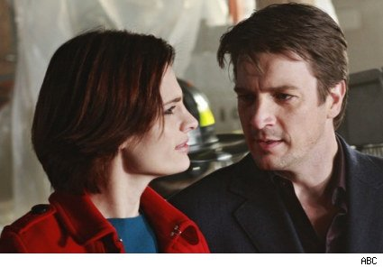 Castle - Stana Katic and Nathan Fillion