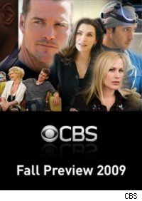 CBS Fall Preview 2009