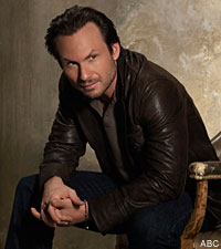 Christian Slater, 'the forgotten'