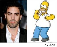 Sacha and the Simpsons