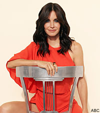 Courteney Cox, 'Cougar Town'