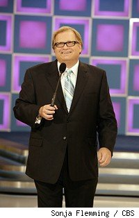 Drew Carey on Season 38 of The Price is Right