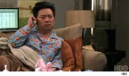 Rex Lee as Lloyd on HBO's 'Entourage.'