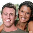 Garrett and Jessica Amazing Race