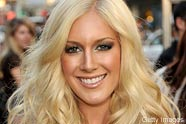 Heidi Montag The View