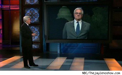 Jay Leno interviews Barney Frank in Ten@Ten
