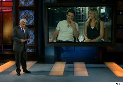 The Jay Leno Show: Tom Cruise and Cameron Diaz, 10@10