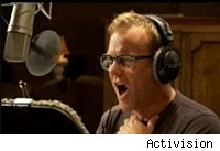 Keifer Sutherland in Call of Duty
