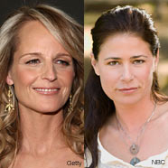 Helen Hunt and Maura tierney
