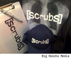 Scrubs Contest - $150 Visa Cash Card and Scrubs Swag