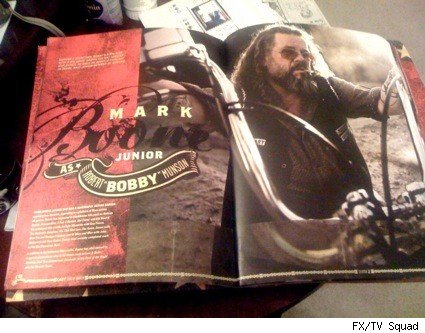 Mark Boone Jr's page in the Sons of Anarchy press kit