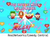 South Park Mega Millionaire