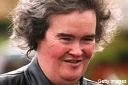 Susan Boyle Americas Got Talent