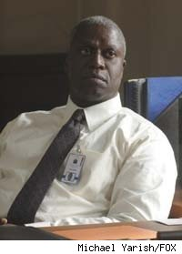 Andre Braugher on House