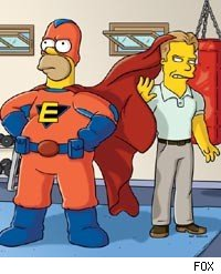 The Simpsons Homer as Everyman