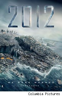The new movie 2012 tells the story of a disaster picture gone horribly wrong.