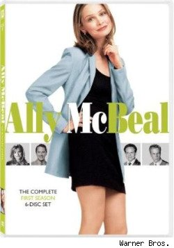 Ally McBeal, season one