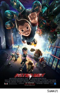 Astro Boy poster