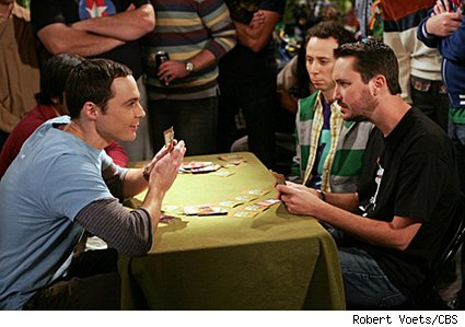big bang theory wil wheaton