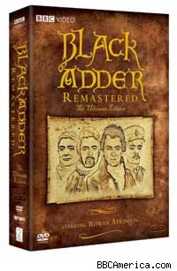 Black Adder Remastered box set