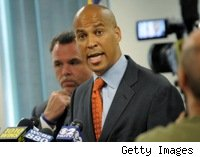 Newark Mayor Cory Booker booked on The Tonight Show