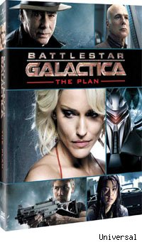 Batlestar Galactica The Plan DVD Universal
