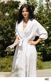 Courteney Cox, Cougar Town