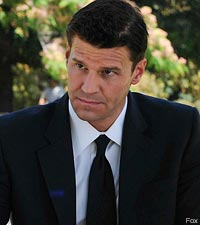 David Boreanaz Bones