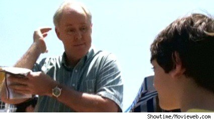 John Lithgow as the Trinity Killer on Dexter