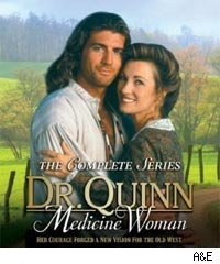 Dr. Quinn Medicine Woman DVD