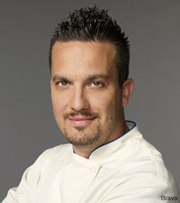 Fabio on Top Chef