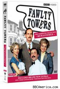 Fawlty Towers Remastered