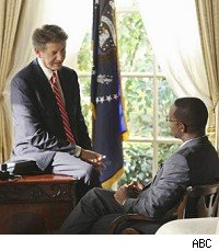 Peter Coyote, Courtney B. Vance (FlashForward)