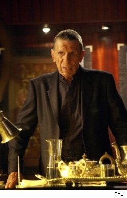 Fringe: Momentum Deferred with Leonard Nimoy