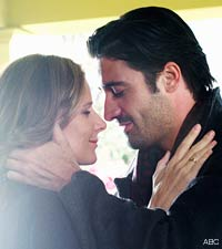 Gilles Marini and Rachel Griffiths on Brothers and Sisters